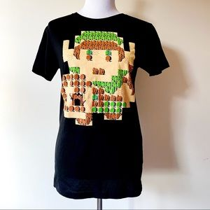 Nintendo Loot Crate Legend of Zelda Link T-Shirt L